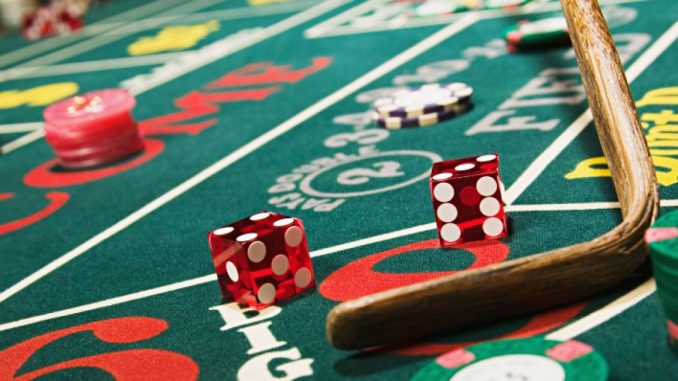 Win real cash by playing online casinos games