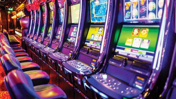 Approaches Of Online Slot Domination