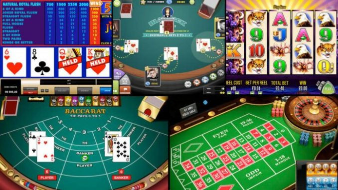 How I Obtained Began With Gambling